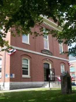 Washington County Courthouse - Machias, Maine